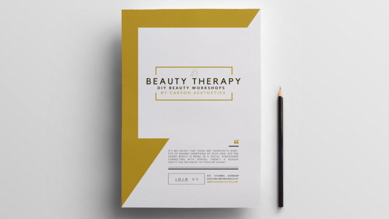 Beauty Therapy Workshops